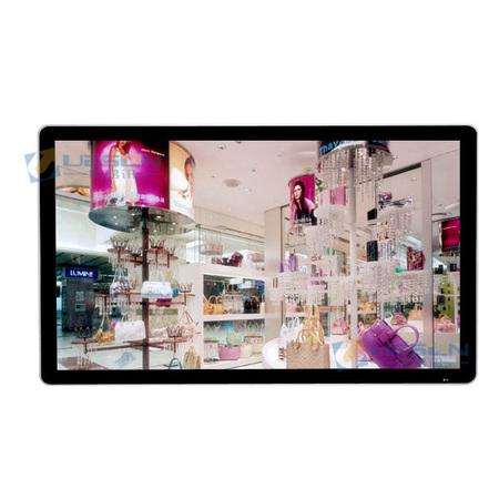 43寸壁挂版液晶广告机